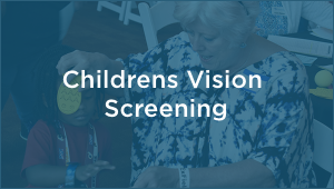 Childrens Vision Screening Event